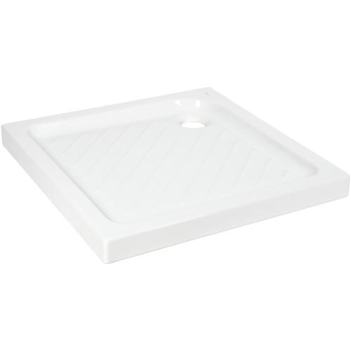 Душевой поддон Vidima Fresh W841861 керамика 80х80 см