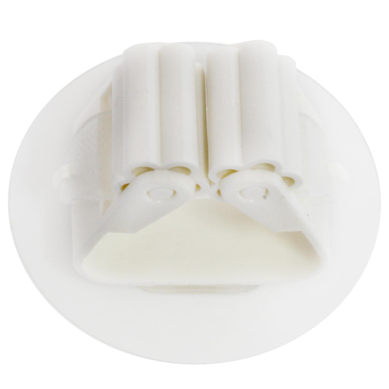 Настенный держатель для швабры Rolla, цвет белый