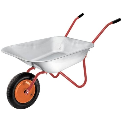 Тачка садовая 100 кг/65 л