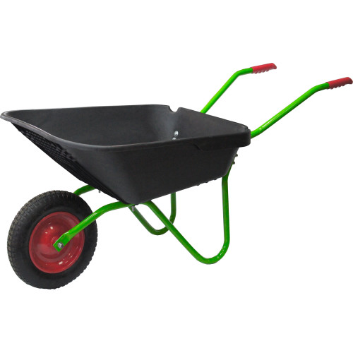 Тачка садовая 175 кг/90 л