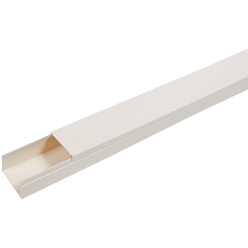 Кабель-канал IEK 60x40 мм 2 м, цвет белый
