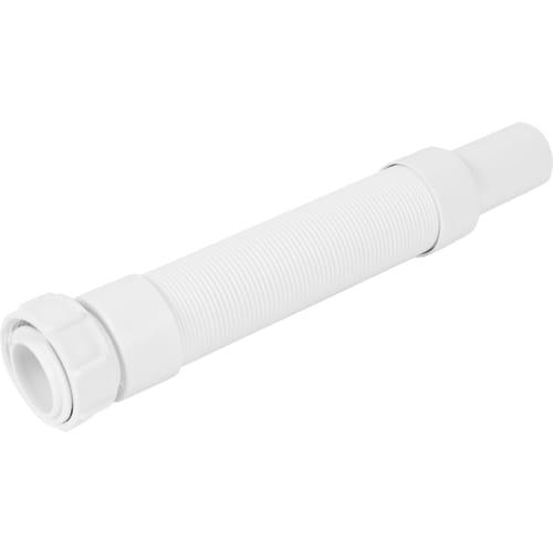 Труба гофрированная McAlpine раздвижная 1.1/4 32мм, длина 500 мм MRMF1-05