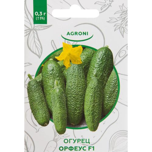 Семена Огурец «Орфеус» F1 XS