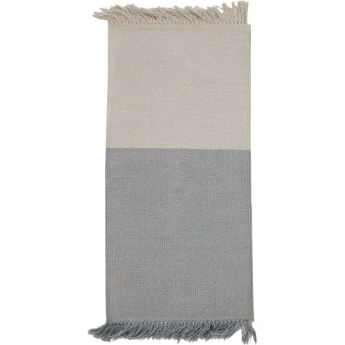 Ковёр Inspire Lyanna 0.6х1.2 м цвет серый