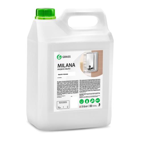 Жидкое мыло-пенка Grass Milana 5 кг