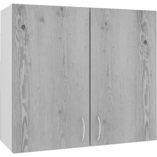 """Шкаф навесной """"Сосна выбеленная"""" 60x67.6x29 см, МДФ, цвет сосна выбеленная"""