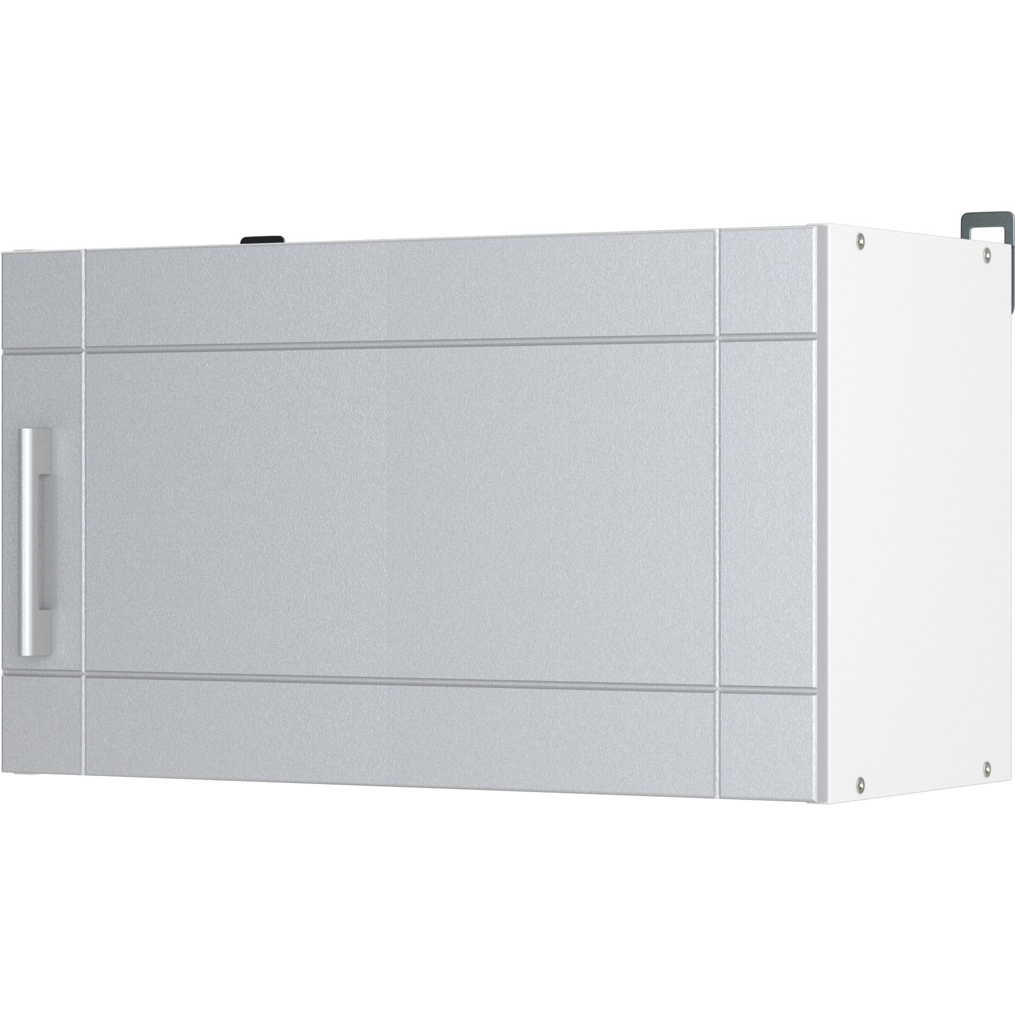 """Шкаф над вытяжкой """"Тортора"""" 60x35x29 см, МДФ, цвет серый"""