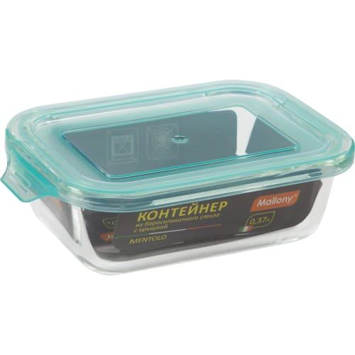Контейнер для пищевых продуктов Mentolo 0.37 л