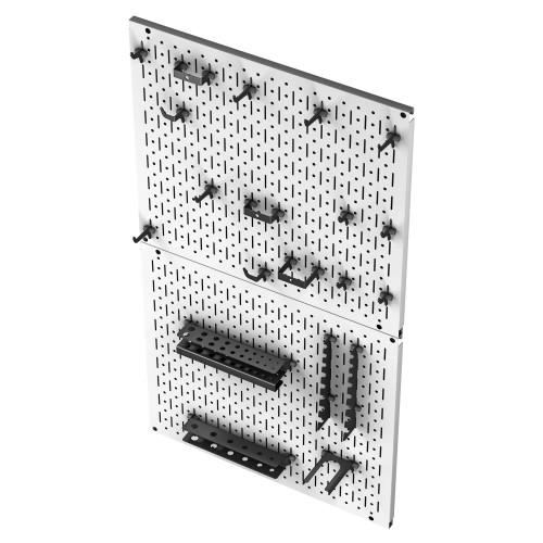 Система хранения инструментов на перфопанелях, металл, 20 инструментов