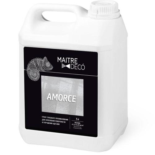 Грунтовка глубокого проникновения Maitre Deco «Amorce» 5 л