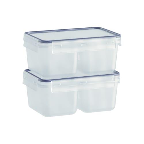 Набор контейнеров Mega «Ниагара» 1 л, 2 шт.