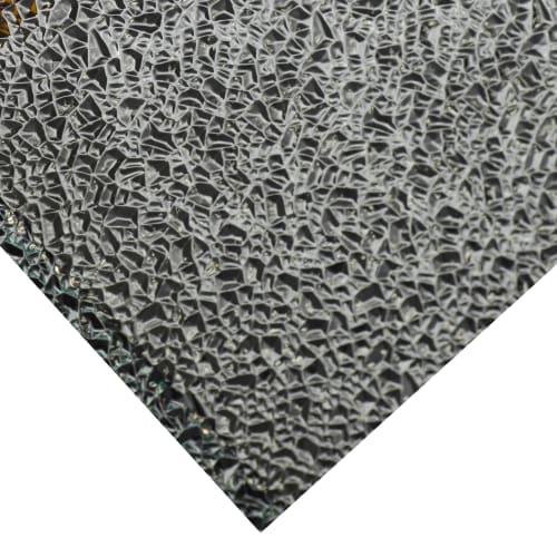 Синтетическое стекло колотый лед 1200х1800х2 мм