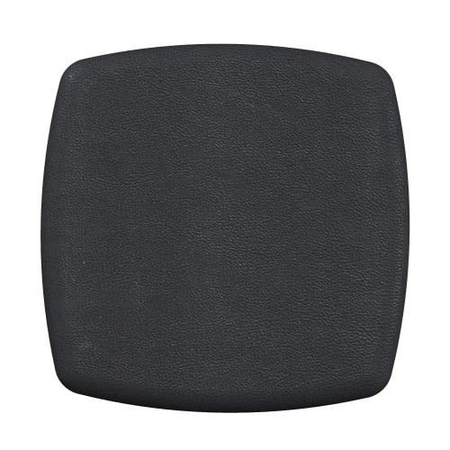 Сиденье для табурета Delinia мягкое, цвет графит
