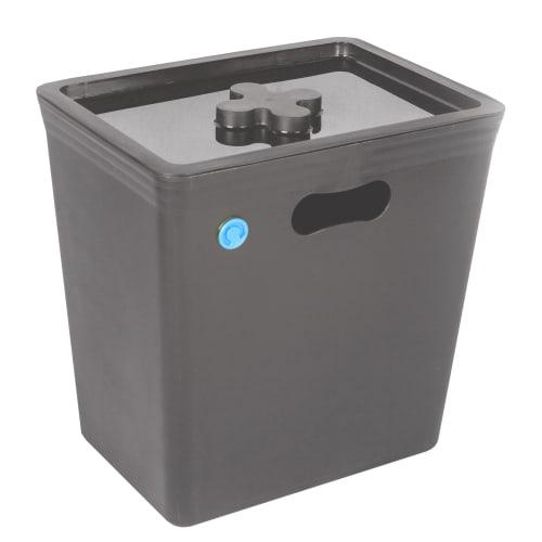 Контейнера для мусора Stockholm 20 л, пластик, цвет серый