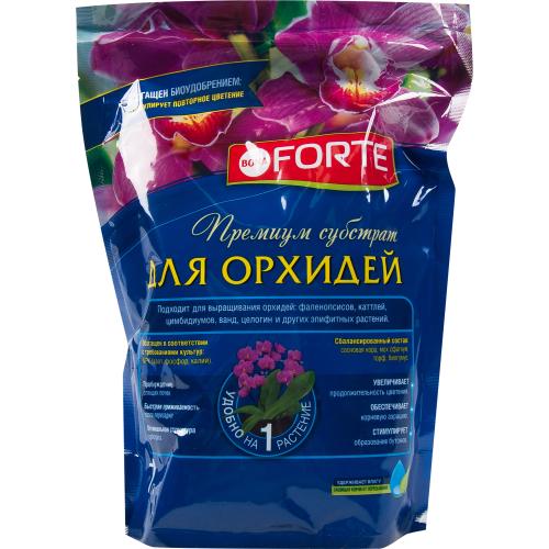 Субстрат для орхидей Bona Forte 1 л