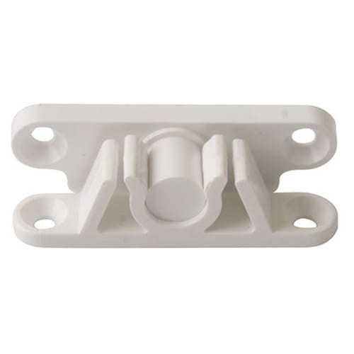Защёлка для москитных сеток пластик белый