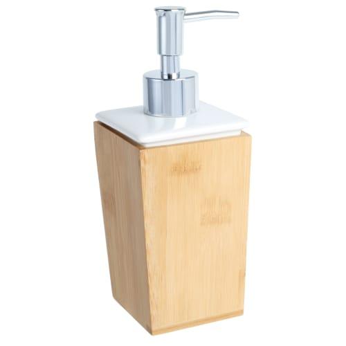 Диспенсер для жидкого мыла Fixsen Wood FX-110-1 цвет белый