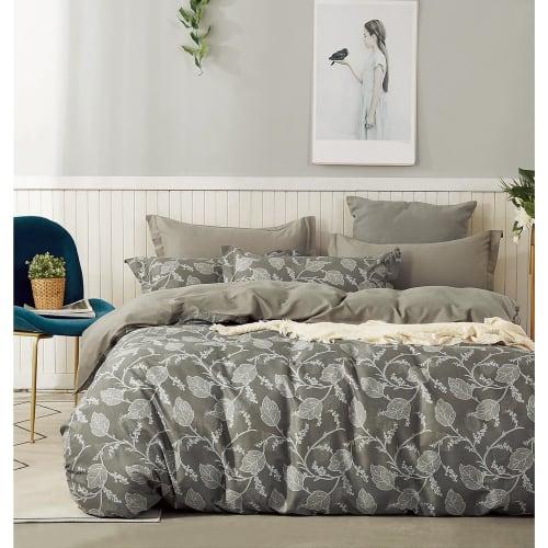 Комплект постельного белья семейный Sanpa Home Collection Адель, сатин