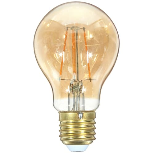 Лампа светодиодная Lexman E27 3,5 Вт 2000 К свет янтарный