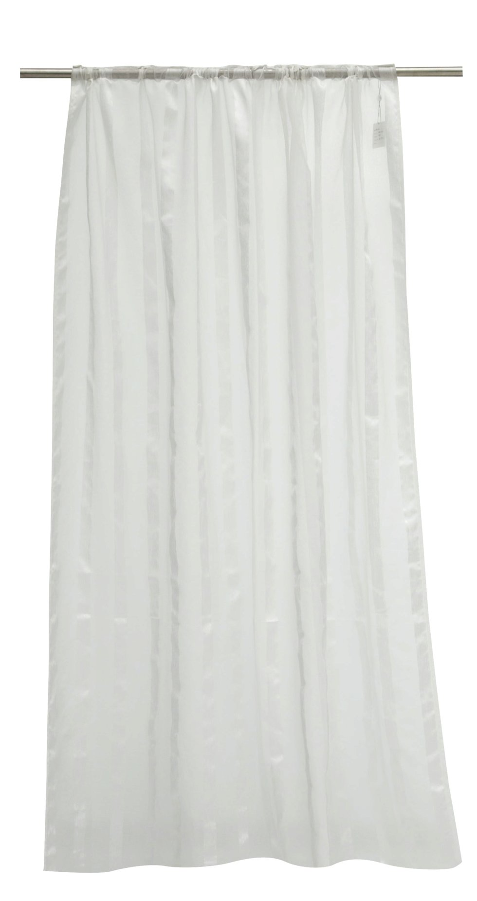 Тюль на ленте «Charters Towers», 160х260 см, вуаль, цвет кремовый